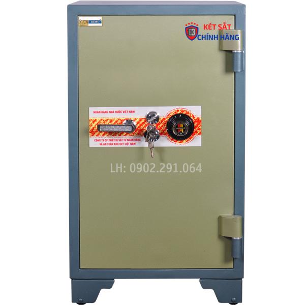 két sắt ngân hàng K190 NHA1
